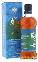 Mars Shinshu Distillery Komagatake Yakushima Aging Single Malt Japanese Whisky 2019 (750ml)