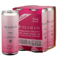 Maris Rosé 2019 (Languedoc-Roussillon, France) 4 pack (4x 250ml)