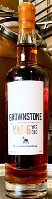 Breuckelen Distilling Brownstone Malt Whiskey (750ml)