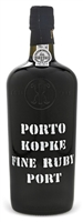 C.N. Kopke Fine Ruby Port NV (Douro, Portugal) (750ml)