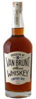 Van Brunt Stillhouse Empire Rye Whiskey 2020 (375ml)