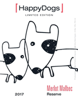 Errazuriz Ovalle Vineyards Happy Dogs Merlot/Malbec Reserve Colchagua Valley 2018 (Central Valley, Chile) (750ml)