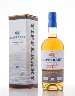 Tipperary Boutique Distillery Knockmealdowns 10 Year Old Single Malt Irish Whiskey (750ml)