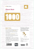 Mille 1000 Pinot Noir Rosé 2018 (Lombardy, Italy) (1L)