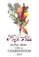 Folk Tree Village Series Chardonnay 2016 (California, United States) (750ml)