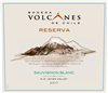 Bodega Volcanes de Chile Sauvignon Blanc Reserva Leyda Valley 2019 (Central Valley, Chile) (750ml)