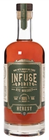 Infuse Spirits Heresy Rye Whiskey (750ml)