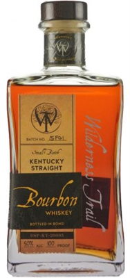 Wilderness Trail Distillery Straight Bourbon Small Batch Whiskey (750ml)