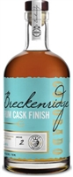 Breckenridge Distillery Rum Cask Finish Blended Bourbon Whiskey (750ml)