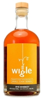 Wigle Organic Small Cask Monongahela Rye Whiskey (750ml)