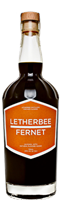 Letherbee Distillers Fernet (750ml)
