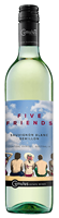 Five Friends Sauvignon Blanc Sémillon 2017 (New South Wales, Australia) (750ml)
