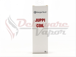 KangerTech Juppi Replacement Coils (5pk)