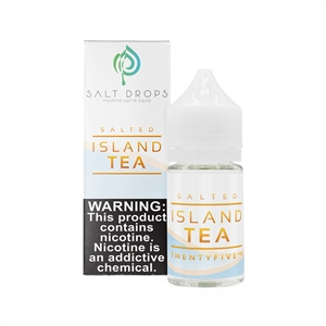 Island Tea by Salt Drops
