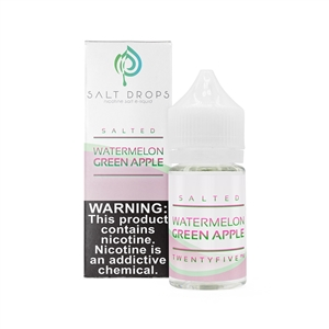 Watermelon Apple by Salt Drops