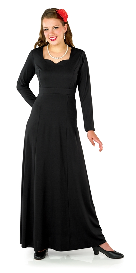 Stunning Choral Dresses, and concert uniforms