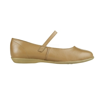 Ladies Ballare Shoes (Nude)