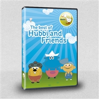 ducktv DVDs - The Best of Hubbi and Friends