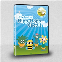 ducktv DVDs - The Best of Hipp-Hopp Cactus