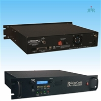 BridgeCom BCR Series UHF, VHF repeater.