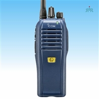 F3201DEX - F4201DEX ATEX Intrinsically Safe IDAS VHF/UHF Portables