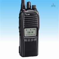 F3360DS - F4360DS VHF, UHF 512 channels, waterproof IDAS portable radio with built-in GPS
