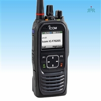 Icom IDAS F3400DS, F4400DS Digital Analog Portables.