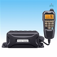 Icom IC-M400BB marine VHF fixed mount radio with Command Mic IV