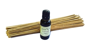 Lavender Incense Making Kit