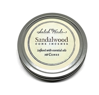 Sandalwood Cone Incense
