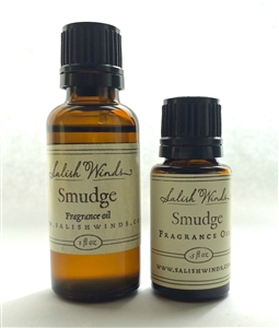 Smudge Fragrance Oil