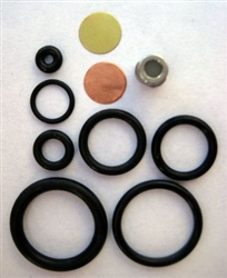 Custom Products CP Paintball Regulator Rebuild Kit