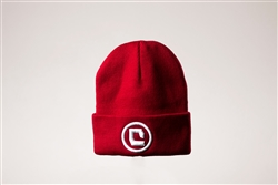 Critical Paintball Beanie Red - Icon