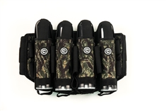 Critical Paintball V4 True Ejection Stealth Pack - 4+5 - Tiger Stripe