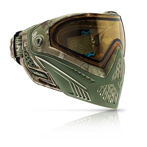 Dye 2017 Invision Paintball Goggle I5 Pro Mask - DyeCam