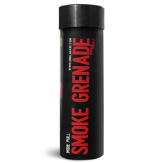 Enola Gaye Wire Pull WP40 Smoke Grenade - Red