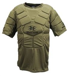 Empire BT Chest Protector - Olive