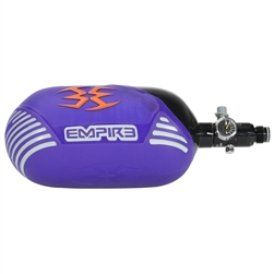 Empire Exalt Tank Cover - Purple / Grey / Orange