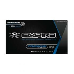 Empire RPS Premium Paintballs 2000 Rounds