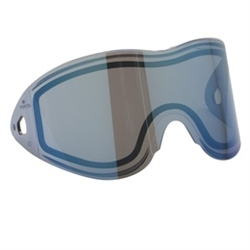 Empire Vents Replacement Thermal Paintball Goggles Lens - Mirror Blue