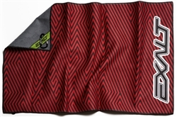 Exalt Microfiber Cloth Team Size - Red