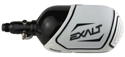 Exalt Paintball Tank Cover Small 45 - 50 ci - White