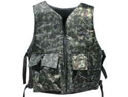 Gen X Global GXG Reversible Tactical Vest - Digi Camo
