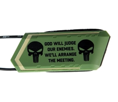 HK Army Ball Breaker Paintball Barrel Cover -Punisher