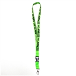 HK Army Paintball Lanyard - Neon Green