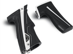 Planet Eclipse CS1 Grip Kit - Black / White