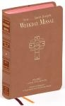 St Joseph Weekday Missal Large Type Advent to Pentacost