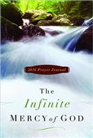 The Infinite Mercy of God 2016 Prayer Journal