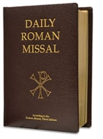 Daily Roman Missal Burgundy Bonded Leather