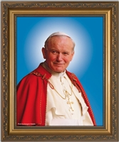 Saint John Paul II  10 X 12